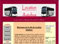 louer autobus en Europe